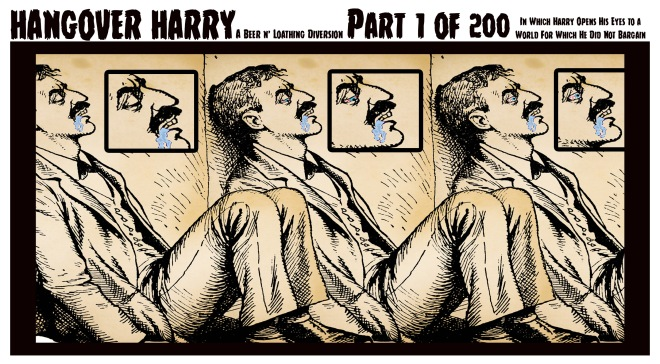 Hangover Harry 1 of 200