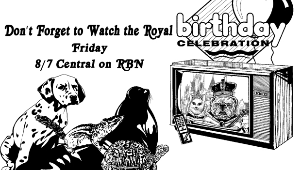 Royal Birthday Reminder, 1989
